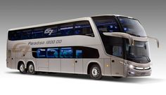 Marcopolo 1800 Scenicruiser Luxury Coach
