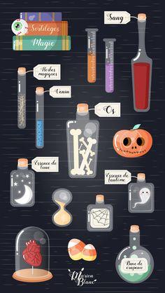 Halloween - Marion Blanc