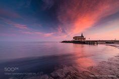 Caorle sunset. by albertoperer via http://ift.tt/2a6t9Et
