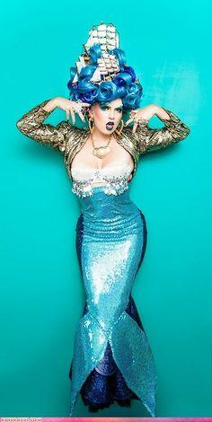 Mermaid Marie