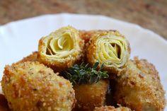 deep fried artichokes