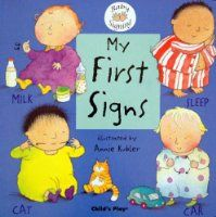 A great ASL book for infants and toddlers