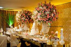 Fotografia de Casamento - Noivas -  Decoração  -  Cerimonial - Buffet - Flores