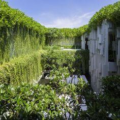 Naman Spa: Architects: MIA Design Studio Location: Da Nang, Da Nang, Vietnam Area: 1600.0 sqm Project Year: 2015