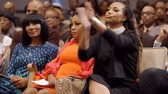New party member! Tags: love drama reality applause clap sisters we tv praise braxton family values toni trina tamar traci towanda capping