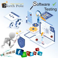 NorthPole web service provides the best, time and moneyefficient digital marketing solution.We assure you the dexterous performance via NorthPole Web Service, for the marketing of your company digitally. The Marketing, Digital Marketing, Software Testing, North Pole, Bugs, Industrial, Beetle, Arctic, Industrial Music