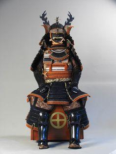 Armadura ligada ao clã Shimazu