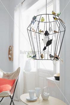 Recherche – living4media abat-jour cage oiseau fait soi-même diy
