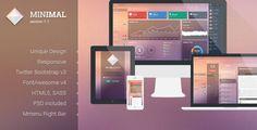 web admin dashboard templates
