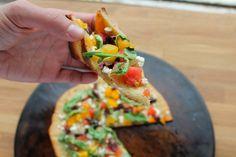 NY Style Paleo Pizza Crust