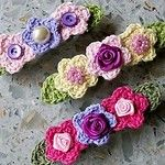 crochet - hundreds of fab pictures, tutorials, and inspiration. Hundreds I tell ya!