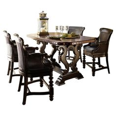 Tommy Bahama Home Kingstown Sienna Bistro Dining Table. Get unbelievable discounts up to 70% Off at Wayfair using Coupon & Promo Codes.