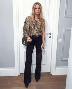 Bootcut Jeans Outfit Ideas To Look Tall And Skinny Black Jeans Outfit Night, Night Outfits, Going Out Outfits, Cool Outfits, Dinner Party Outfits, Party Dress, Skinny Fashion, Jean Outfits, Ladies Dress Design