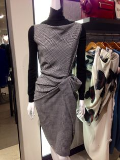 Lanvin dresses have an air of effortless elegance. Come explore at Mario's!