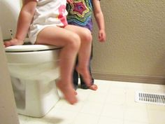 Sanity saving tips for potty training... MULTIPLES!