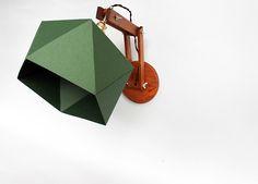 Lampade artistiche Ideesign. Lampade in legno e materiali riciclati