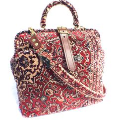 Carpet Bag. by LondonJacks on Etsy