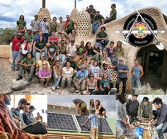 Earthship Biotecture Academy