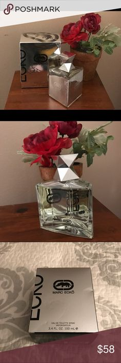 ⚡️NIB Marc Ecke Cologne ⚡️size-3.4 fl oz NIB Marc Ecke Cologne in the large bottle Size-3.4 fl oz. great to give that special guy in ur life or ur guy for Valentines Day , from smoke free home. Marc Ecko  Accessories
