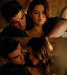 I loved them so much together. I really hope that he won't give up on her and will find a way to bring her back. Together, they made the show worth looking at, and if she doesn't come back, I clearly stop looking at it.
