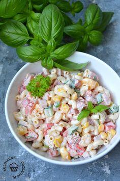 Pasta Salad, Cobb Salad, Tortellini, Food And Drink, Cooking, Hot, Ethnic Recipes, Impreza, Easter