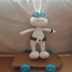 akıllı tavşan momo oyuncağı