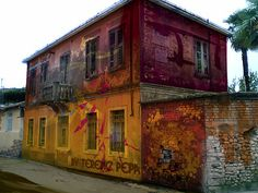 Old House - Shkoder Albania by terenci