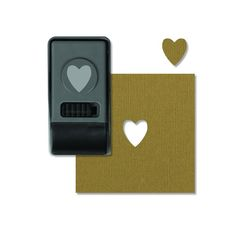 Sizzix Tim Holtz Alterations Heart Small Paper Punch