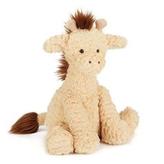 Jellycat Fuddlewuddle Giraffe - New Design - Special Offer £14.95 - for Summer 2016