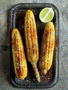 Filled with spicy goodness, this Cajun corn on the cob recipe offers great flavor and versatility to your cookout. Smoked Corn On The Cob Recipe, Bacon Wrapped Corn, Bbq Corn, Cooking Tips, Cooking Recipes, Grilling Recipes, Grilling Ideas, Smoker Recipes, Vegan Recipes