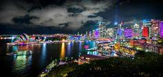 https://flic.kr/p/HPdCek | Color of Sydney Vivid 2016 |  Sydney Vivid 2016 / Sydney Opera House /SydneyCircular Quay The Vivid Festival is an annual festival in Sydney