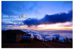 Heaven road. PhuTubberk, Phetchabun Thailand. #Travel #Thailand ++ English language support >> http://ThailandHolidays7.com