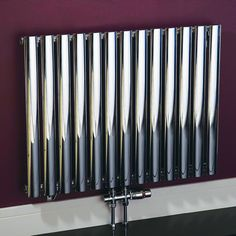 Buy Phoenix Louise Chrome Designer Radiator from Tap Warehouse to receive huge savings off the RRP on this and many other modern column radiators. Bathrooms Direct, Bathrooms Online, Contemporary Radiators, Contemporary Bathrooms, Modern Radiators, Modern Contemporary, Luxury Interior Design, Interior Design Inspiration, Electric Towel Rail