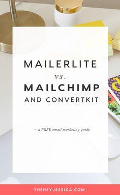 Mailerlite vs. Mailc
