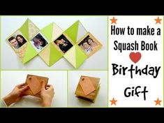 How to make an Explosion Box - DIY Paper Crafts - Exploding Wedding Gift - All