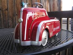 Art Deco Pedal Car ca.1935