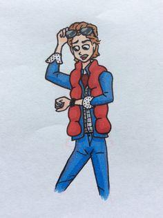 McFly by ChewieOrgana.deviantart.com on @DeviantArt