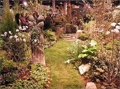 Boston Flower and Garden Show, 2012