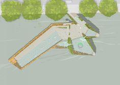 the thames bath project studio octopi london swimming designboom