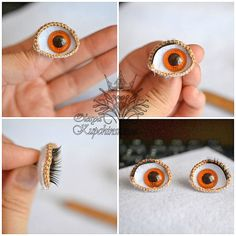 DIY Doll eyes