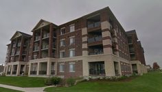 Professionally managed 1 bedroom + den condo available Feb 1 located at 308 Watson Parkway North in Guelph. This condo is located on the ground level (unit 110) and features open concept living room and kitchen with appliances included (stove, fridge and dishwasher). Laminate and ceramic flooring, AC, natural gas heating. Parking for one vehicle and in suite laundry. Balcony. Storage locker also available. Approximately 800 sq ft. Available for $1000 plus gas, hydro and water.