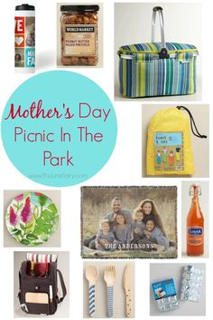 Picnic in the Park Mother's Day Gift Ideas via The Link Fairy >> #WorldMarket Mother's Day