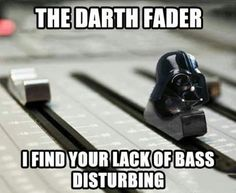 I'd totally do this if I had a sound board