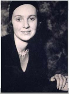 Marie-Claude Vaillant-Couturier (1912-1996) was a member of the resistance until 1942 when she was arrested, and sent first to Birkenau on 24 Jan 1943, then Ravensbruck. Marie-Claude remained at Ravensbruck even after the war, caring for the sick until the last POW left. Her powerful testimony at Nuremberg was devastating to the defence. Afterward, she slowly walked past the Nazis, looked each one in the eye, effectively unnerving them. Most bowed their heads; others, unrepentant, did not.