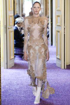 Francesco Scognamiglio Fall 2016 Couture Fashion Show - Annie Tice