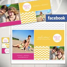 Facebook Timeline Cover Design Kit