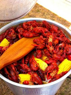 Recipe for New Orleans Crawfish Boil