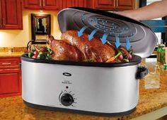 10 Best Roaster Ovens for Your Kitchen - Updated 2017