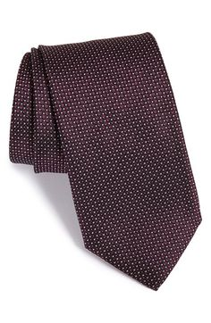 Canali Dot Silk Tie available at #Nordstrom