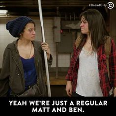 5 Scenes From Broad City To Show You Why Should Be Watching Comedy Centrals New Series